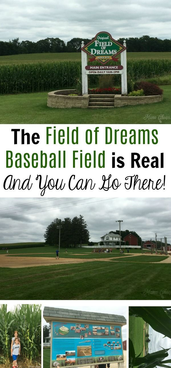 Photo of The Field of Dreams Baseball Field is Real – And You Can Go There | Mama Cheaps®