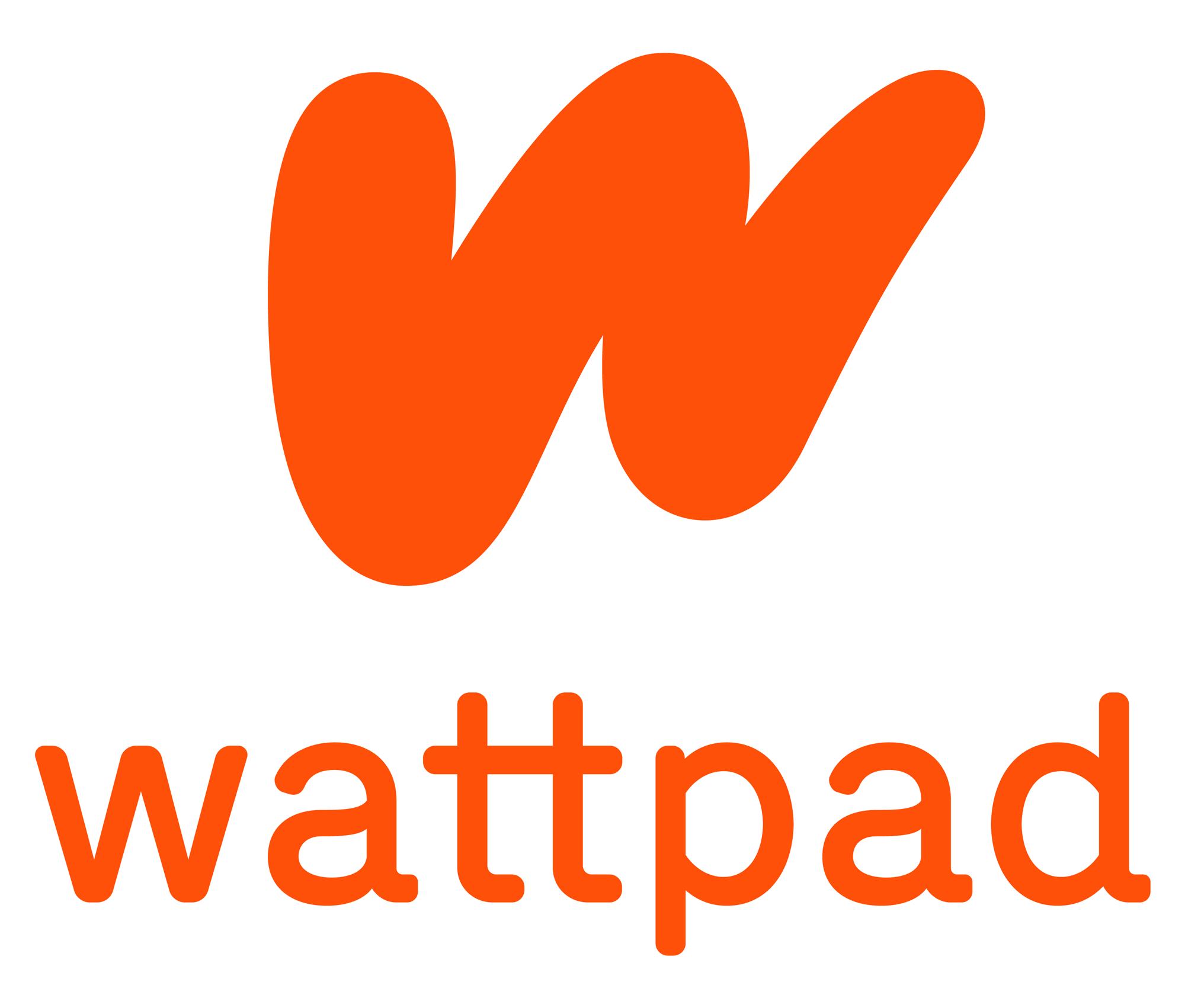 Wattpad Profile In 2021 Identity Logo Logo Identity