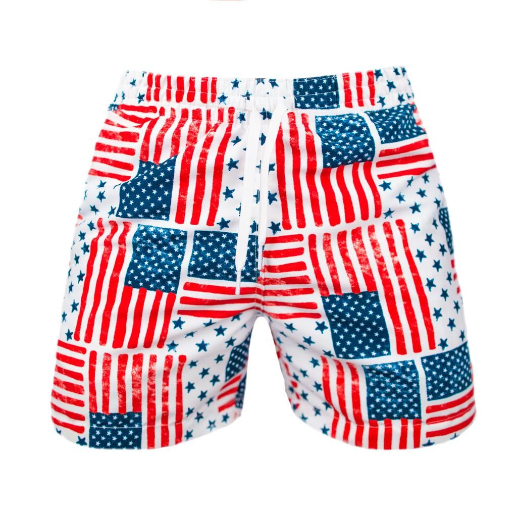 The Inauguration Trunks Chubbies Shorts Men Trunks Man Swimming