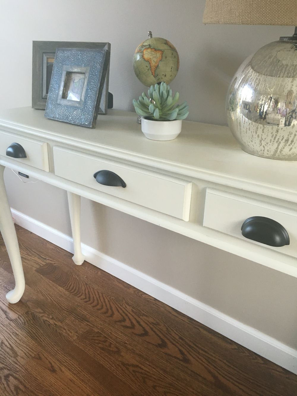 Diy Console Table Entryway With Drawers