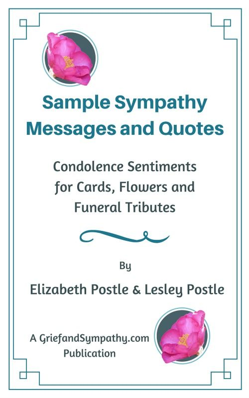 10 beautiful message examples for funeral flowers