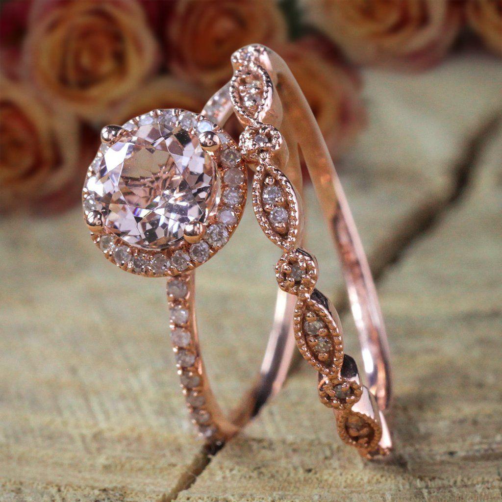 Antique Vintage Design 1.50 carat Round Diamond