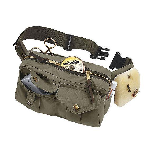 Filson Fishing Waist Pack Fly Fishing Gear Fly Fishing Bag Fishing Accessories