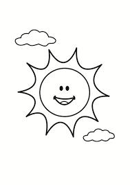 Resultado De Imagen De Sol Sun Coloring Pages Abc Coloring Pages Coloring Pages