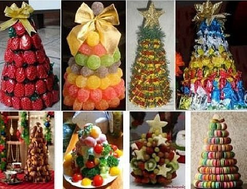 30 ways to make fruit christmas trees how to how to do diy 30 ways to make fruit christmas trees how to how to do diy instructions crafts do it yourself diy website art project ideas solutioingenieria Image collections