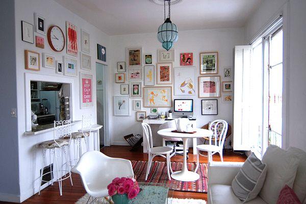 Como elegir el color adecuado para pintar una habitaci n - Ideas para amueblar una habitacion pequena ...