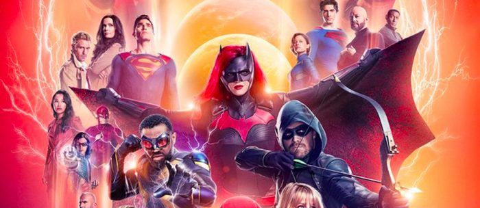 Superhero Bits Crisis on Infinite Earths Synopses Revealed Falcon and the Winter Soldier Set Photos  More