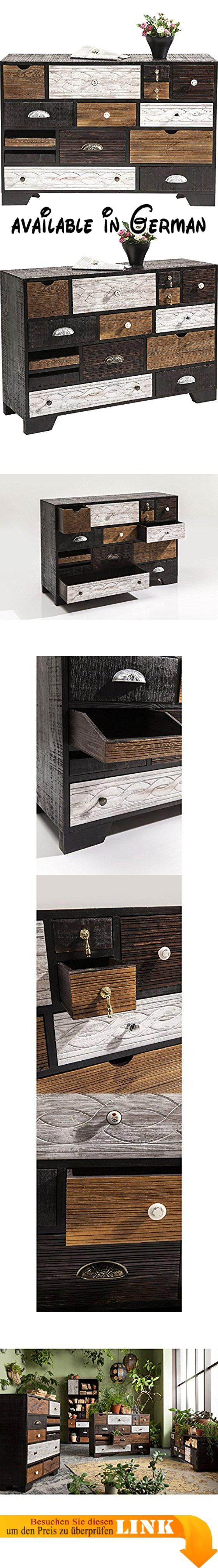 Kommode Schlafzimmer Braun Echtholz Begehbare Kleiderschranke