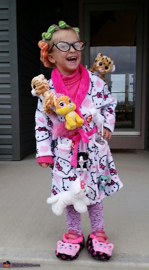 The Crazy Cat Lady - Halloween Costume Contest at Costume-Works - mens halloween ideas