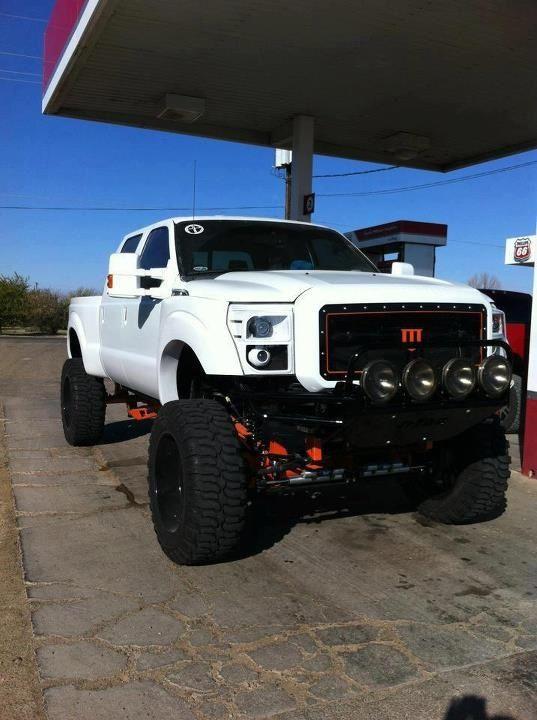 Classic 4X4 Trucks For Sale >> F-Series 6.7L V8 Turbo Diesel PowerStroke SuperDuty 4X4 ...