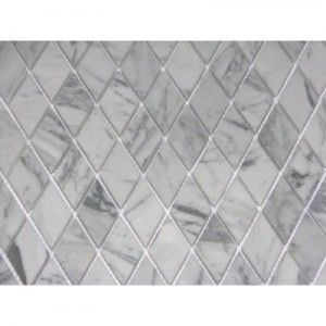 Harlequin Carrara Marble Rental Property Ideas Marble