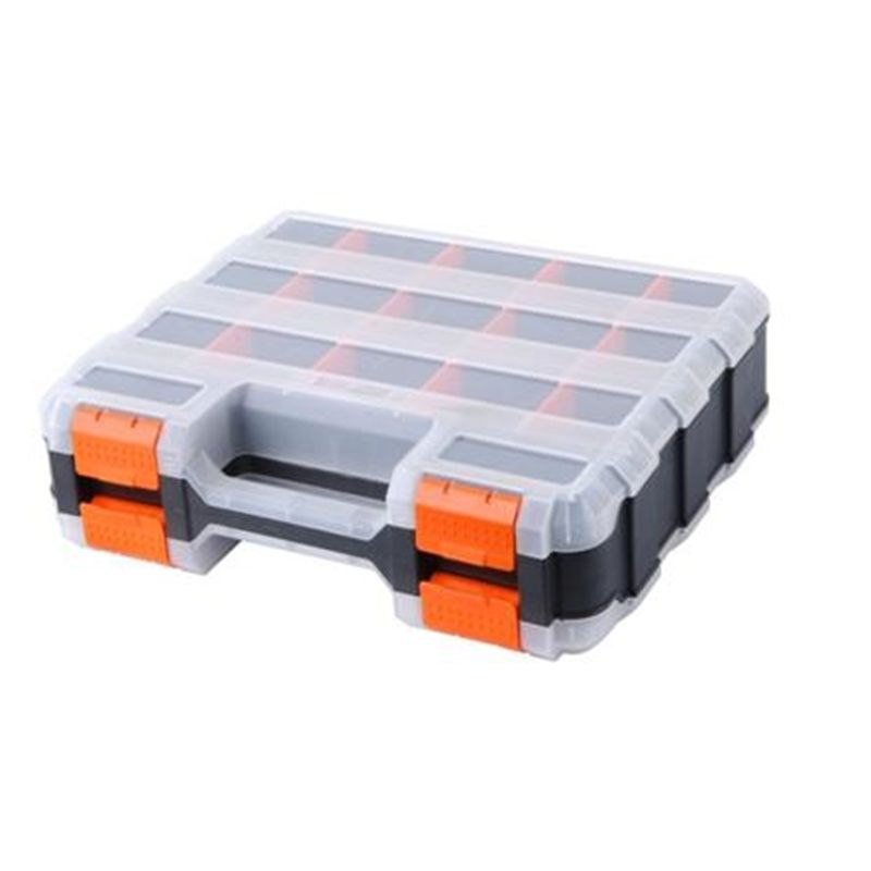 be17f9ce37 Find Tactix Double Sided Storage Box Organiser 320mm at Bunnings Warehouse.  Visit your local store for the widest range of tools products.
