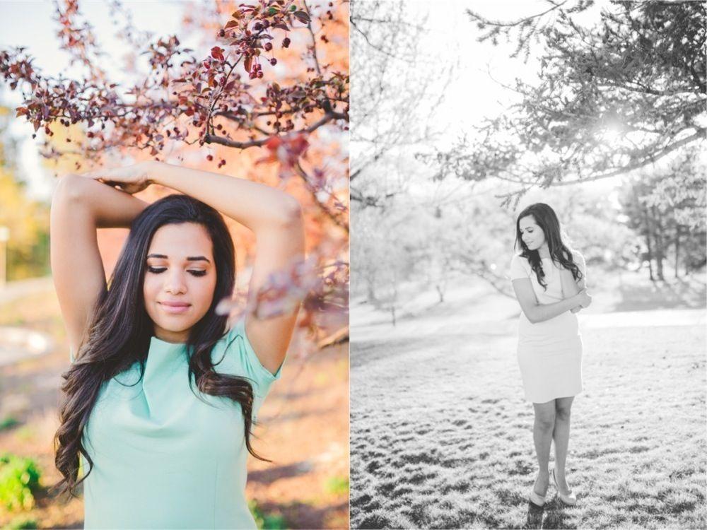 Graduation Pictures in Logan Utah