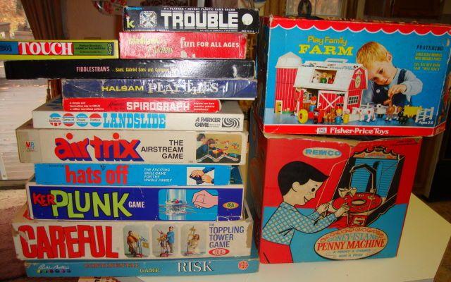 1960s Toys And Games 1960s Toys And Games Great Toys And