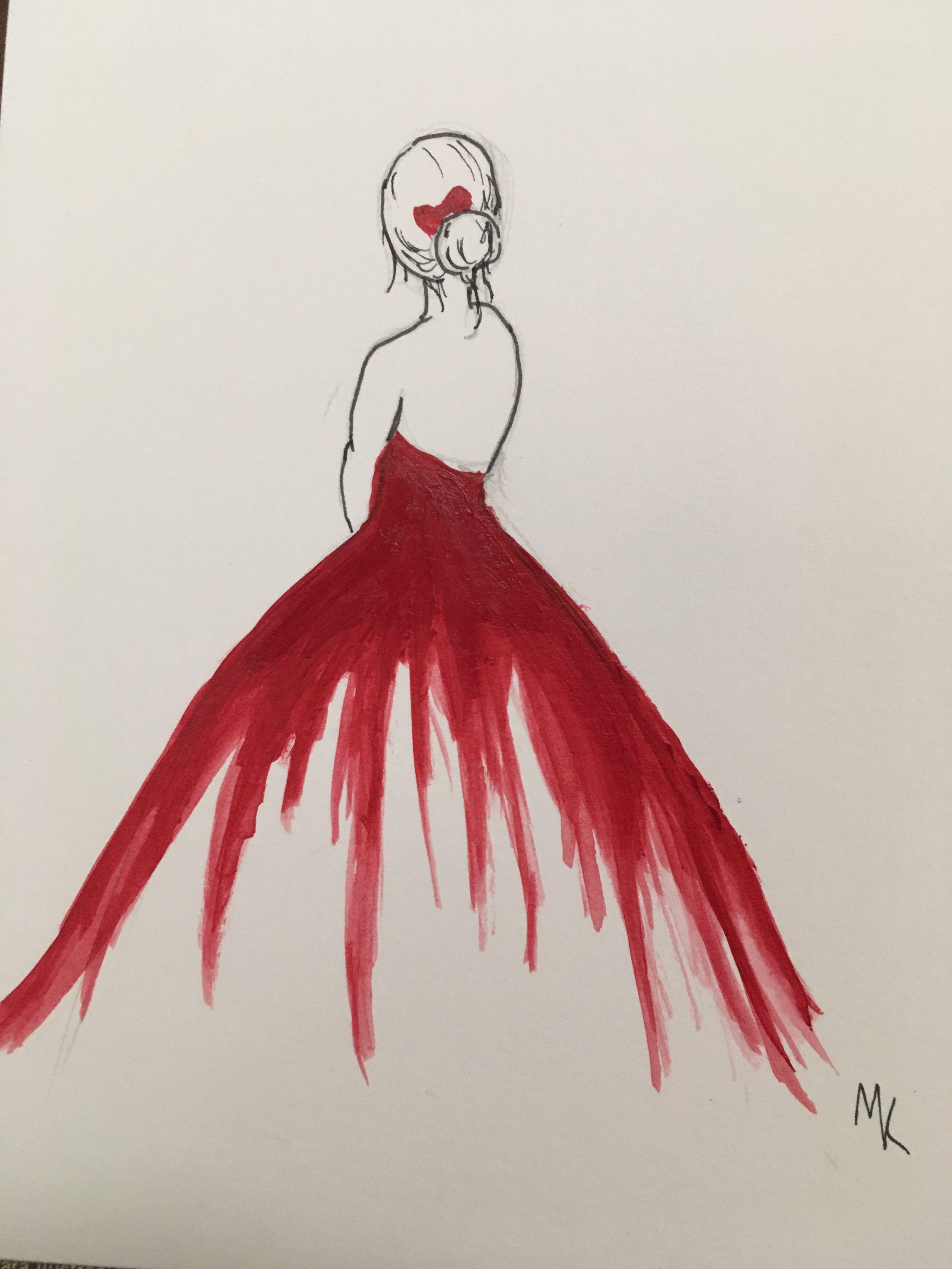 Scarlet Artwork By Megan Trahan Art Drawings Sketches Creative Art Drawings Sketches Art Drawings Sketches Simple