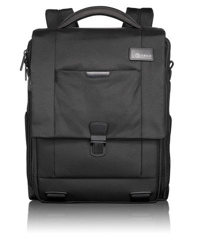 Nice lightweight and convenient backpack from TUMI #Travelcompanion