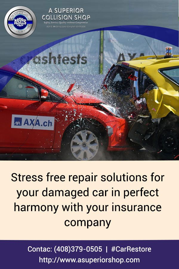 Stress Free Repair Solutions For Your Damaged Car In Perfect