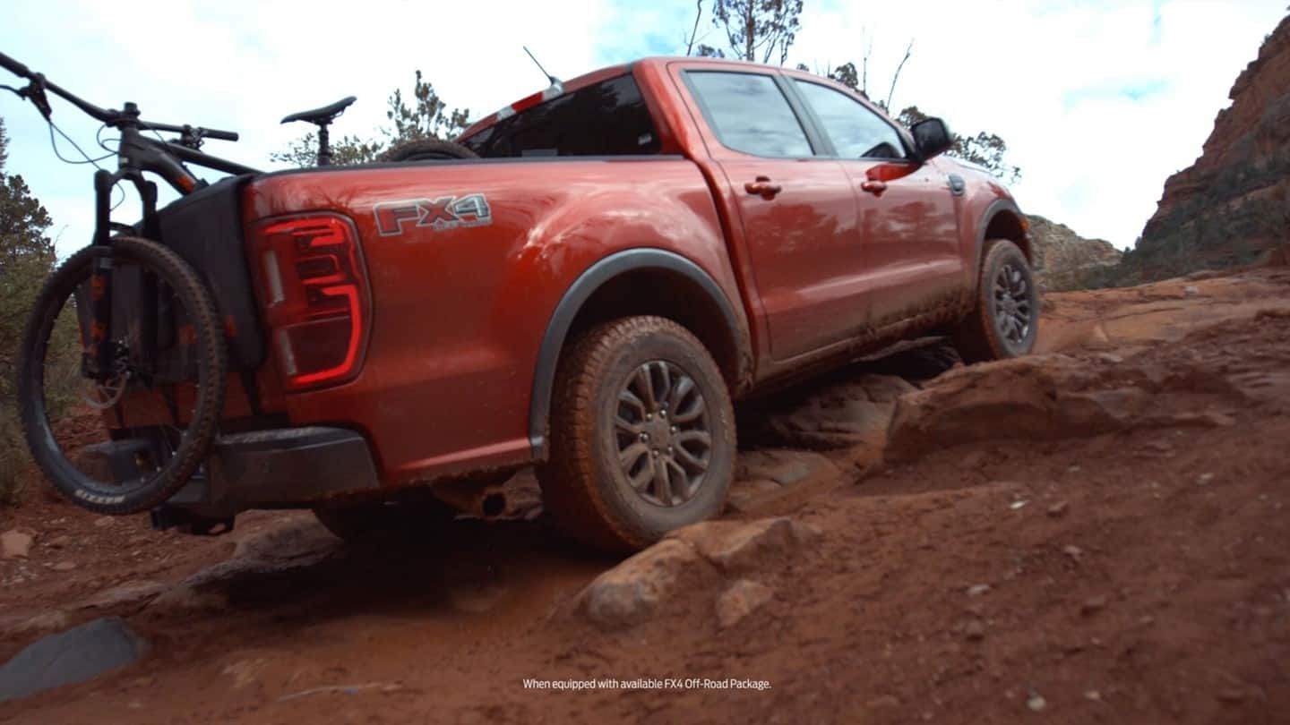 2019 Ford® Ranger Midsize Pickup Truck The AllNew Small