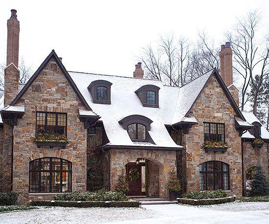 Tudor Style Home Ideas That Bring Old World Style Into The Modern Age Tudor Style Homes English Tudor Homes Tudor House
