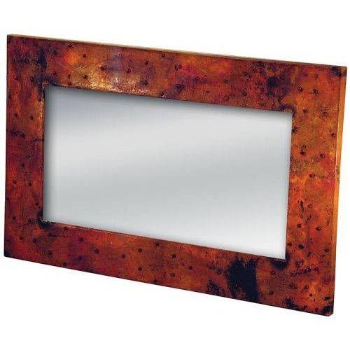 Copper framed mirror-rectangular | Copper Frame | Pinterest | Copper ...