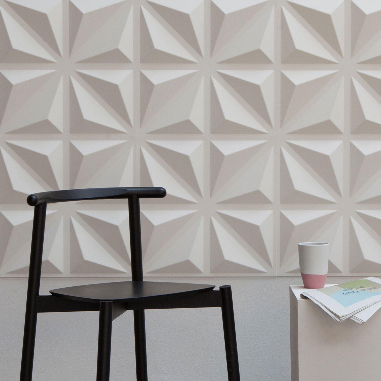 Bamboo Wall Panel Diamond 10Pc