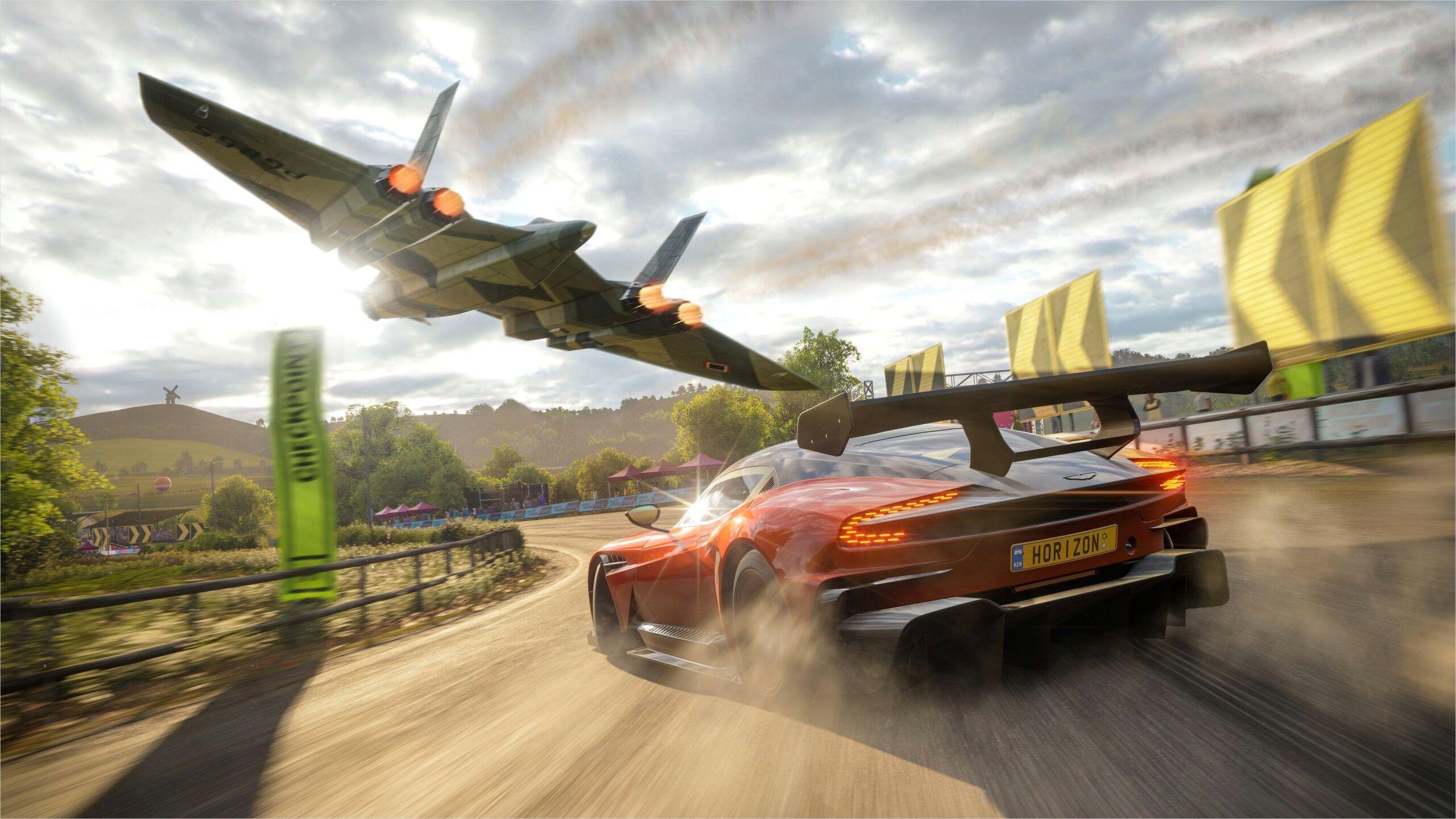4k Car Wallpaper Foraza Horizon In 2020 Forza Horizon Forza
