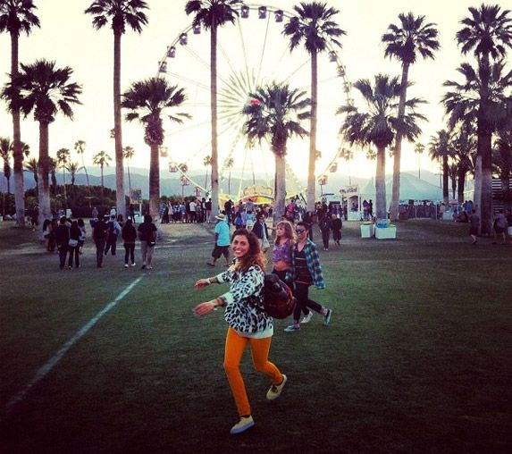 Coachella, mochella. Jelly.