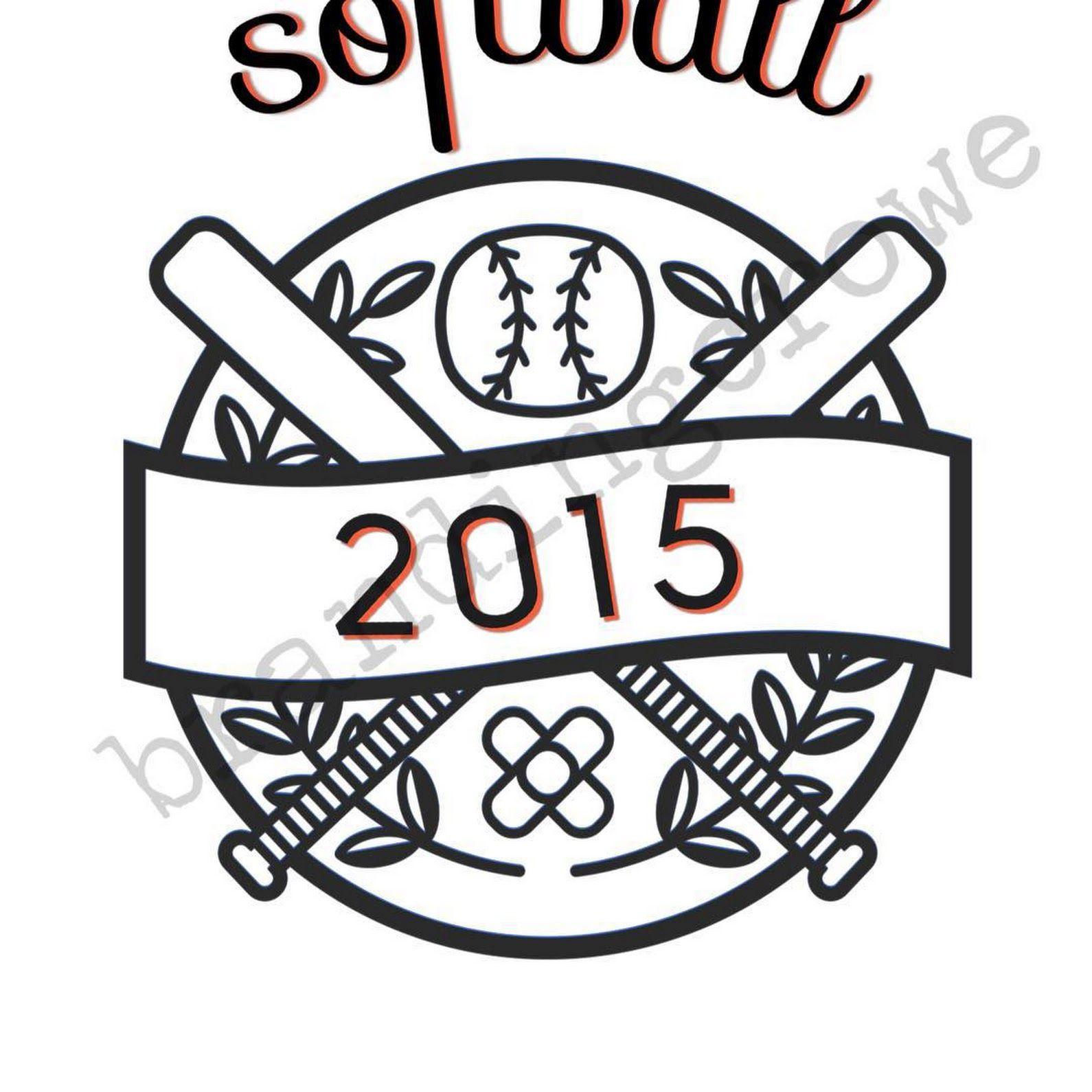 softball logos logo design for 5 message me if interested rh pinterest co uk softball team logo maker