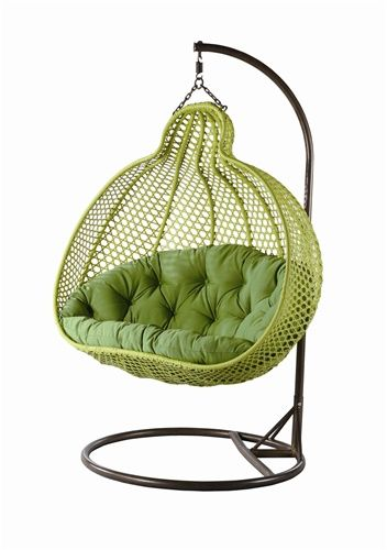 Fantastic Ris Double Wide Rattan Hanging Chair 535 95 With Free Theyellowbook Wood Chair Design Ideas Theyellowbookinfo