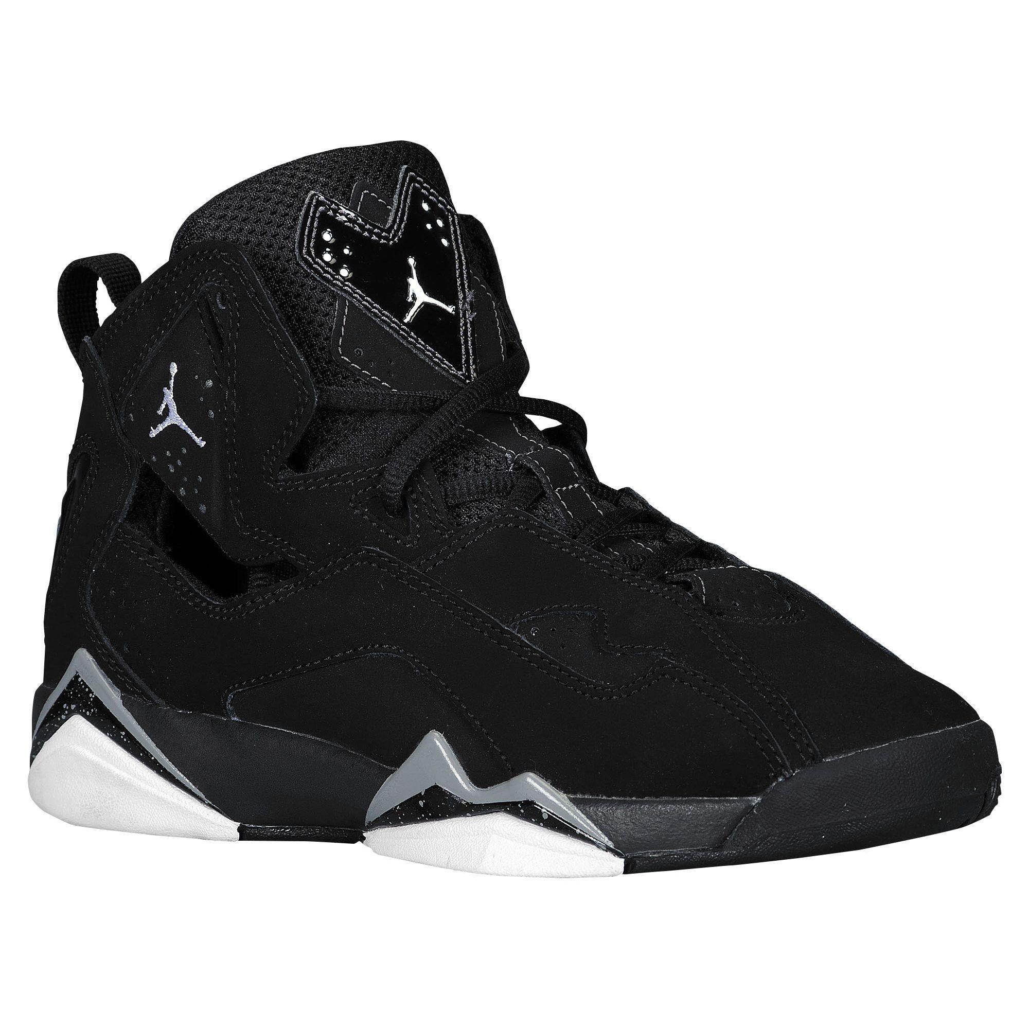 Jordan True Flight - Boys' Grade School - Shoes