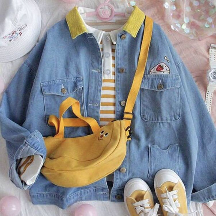 Fashion Outfits Tumblr Tumblraesthetic Aesthetic Aesthetictumblr Koreanfashion Koreanfashiontrends Str Retro Outfits Vintage Outfits Aesthetic Clothes