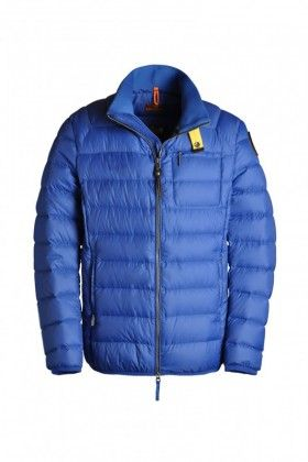 parajumpers ugo mens jacket blue black