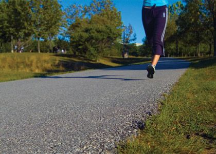 Getting started: Running