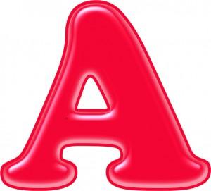 Красивые картинки буквы А — детские, раскраски, трафарет ...