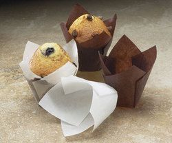 Tulip Fold Parchment Paper Baking Cups 16 50 For 180 Baking Cups Novelty Birthday Cakes Cupcake In A Cup