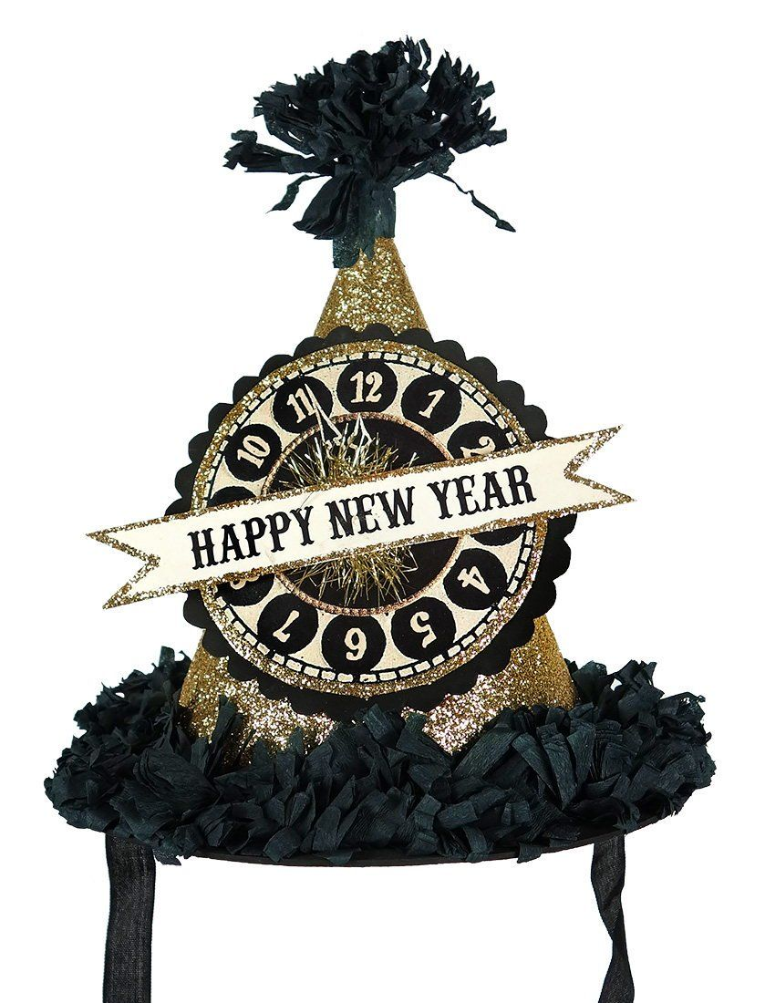 New Year Party Hat in 2020 Party hats, New years party