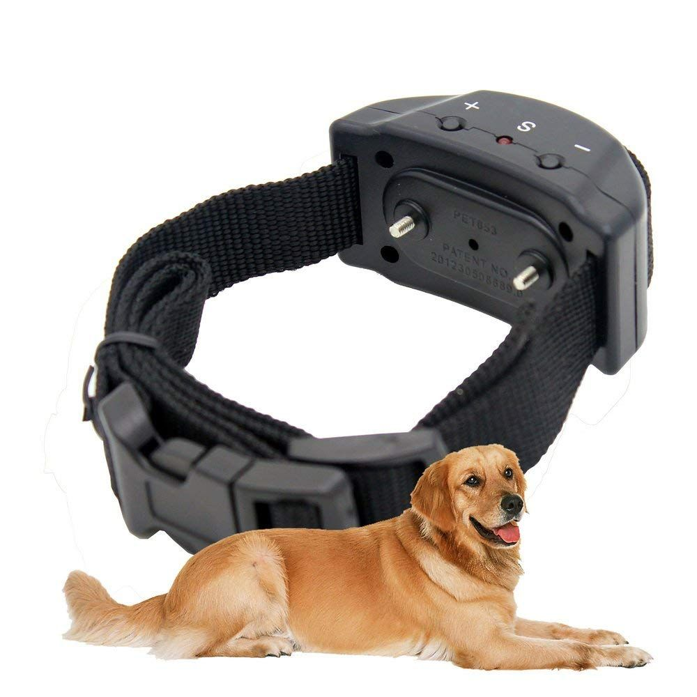 No Bark Collar By Toolife Dog Bark Collar With 7 Levels Shock