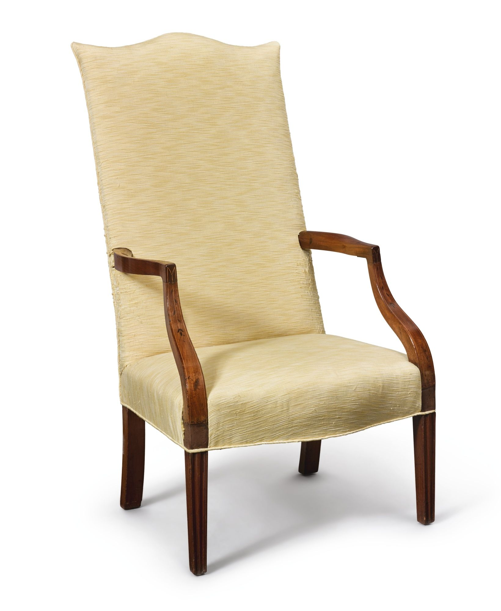 C1805 Federal Lolling Chair, MA, Mah, 46t, 17 2,8