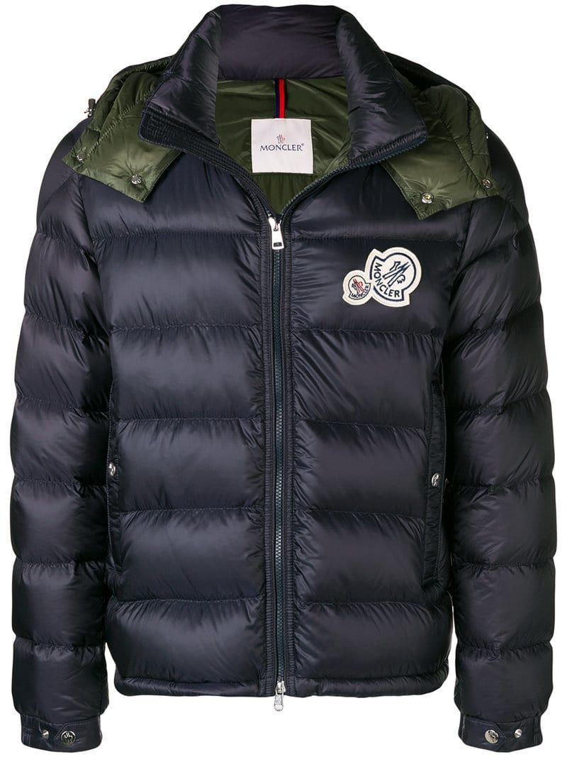 1603f41f034 MONCLER Padded Down Jacket - Green