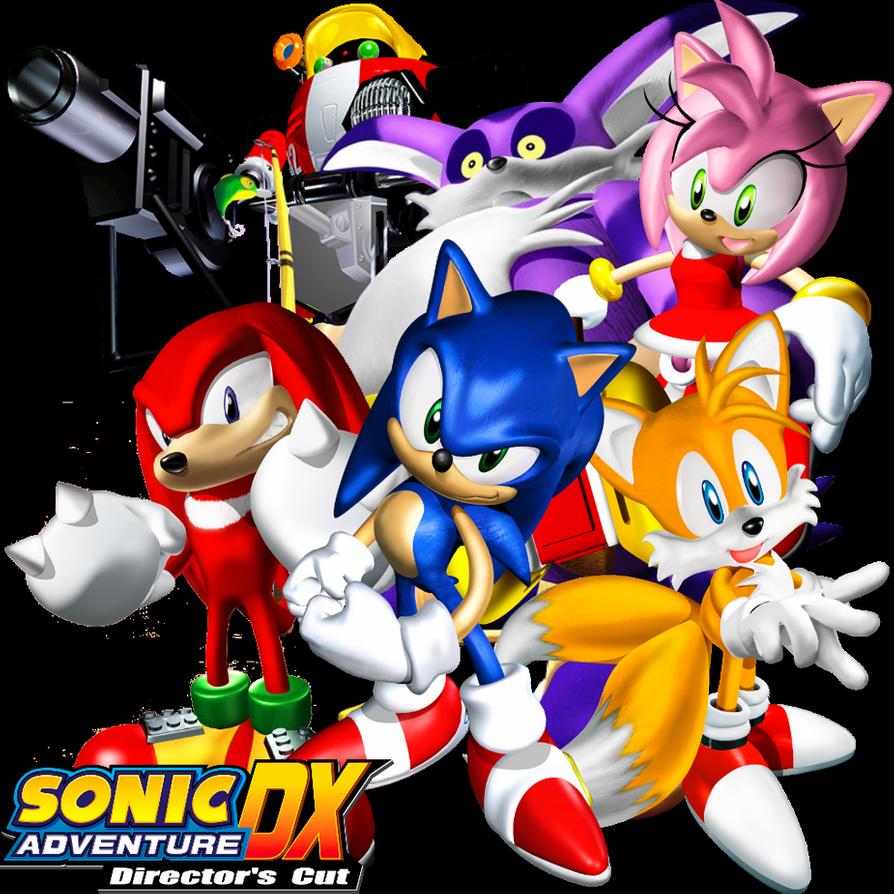 Sonic Adventure 1 Dx By Https Www Deviantart Com Eddiestrickland18 On Deviantart Sonic Adventure Sonic Sonic The Movie