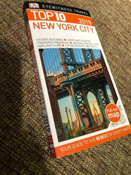 Travel Guide: Top 10 New York City: 2019 (DK Eyewitness Travel Guide) by DK