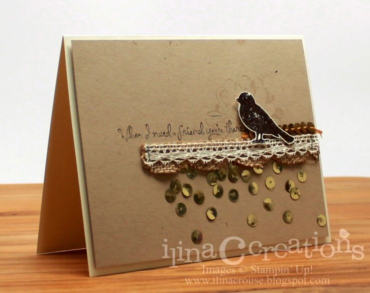 Choose happiness - Stampin' Connection