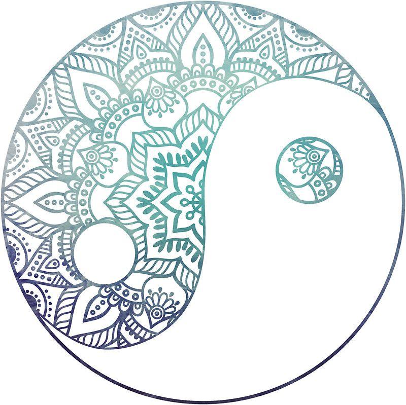 malvorlagen yin yang gratis  tiffanylovesbooks