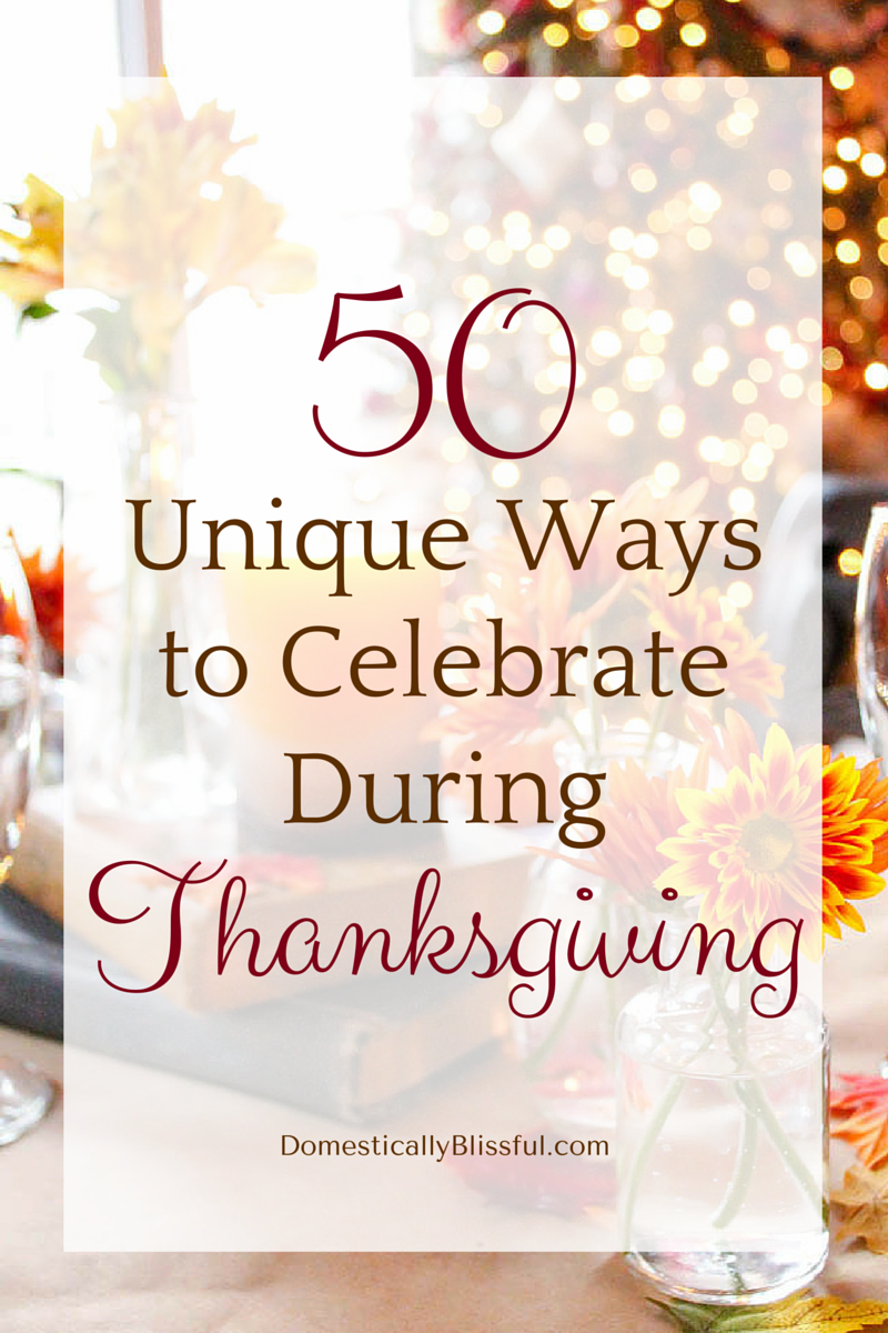 List of Nice Thanksgiving Decoration DIY Project 7