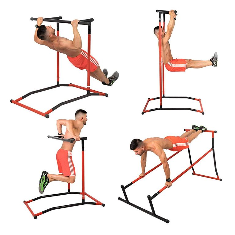 Medidas 114x116x200 Power Tower Workout Power Tower Pull Ups