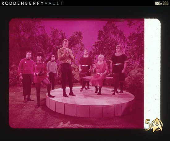 Star Trek Latest Roddenberry Vault Photos