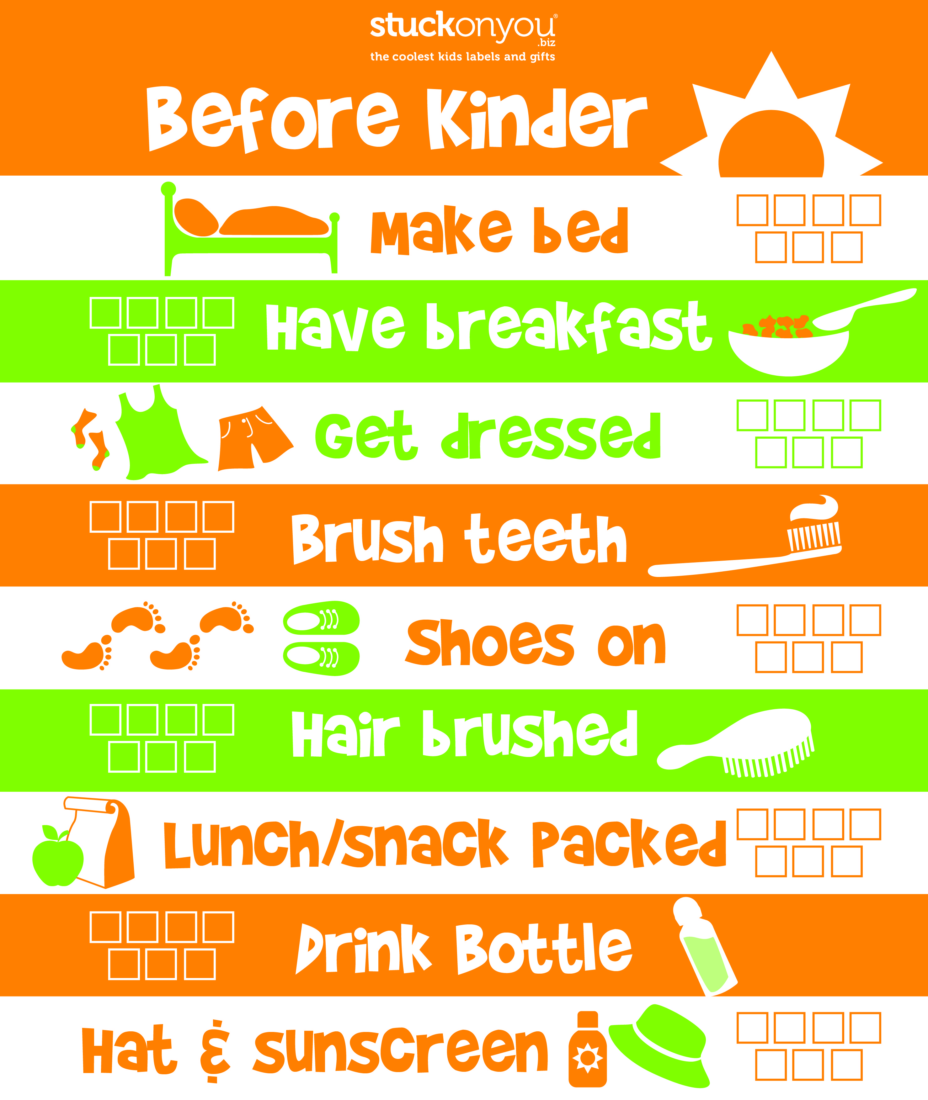 You may have seen our recent post abouthow to get into the school routinewith the free printable before and after school checklists. I have been using this at home with Miss 10, a girl who has worked out a way…