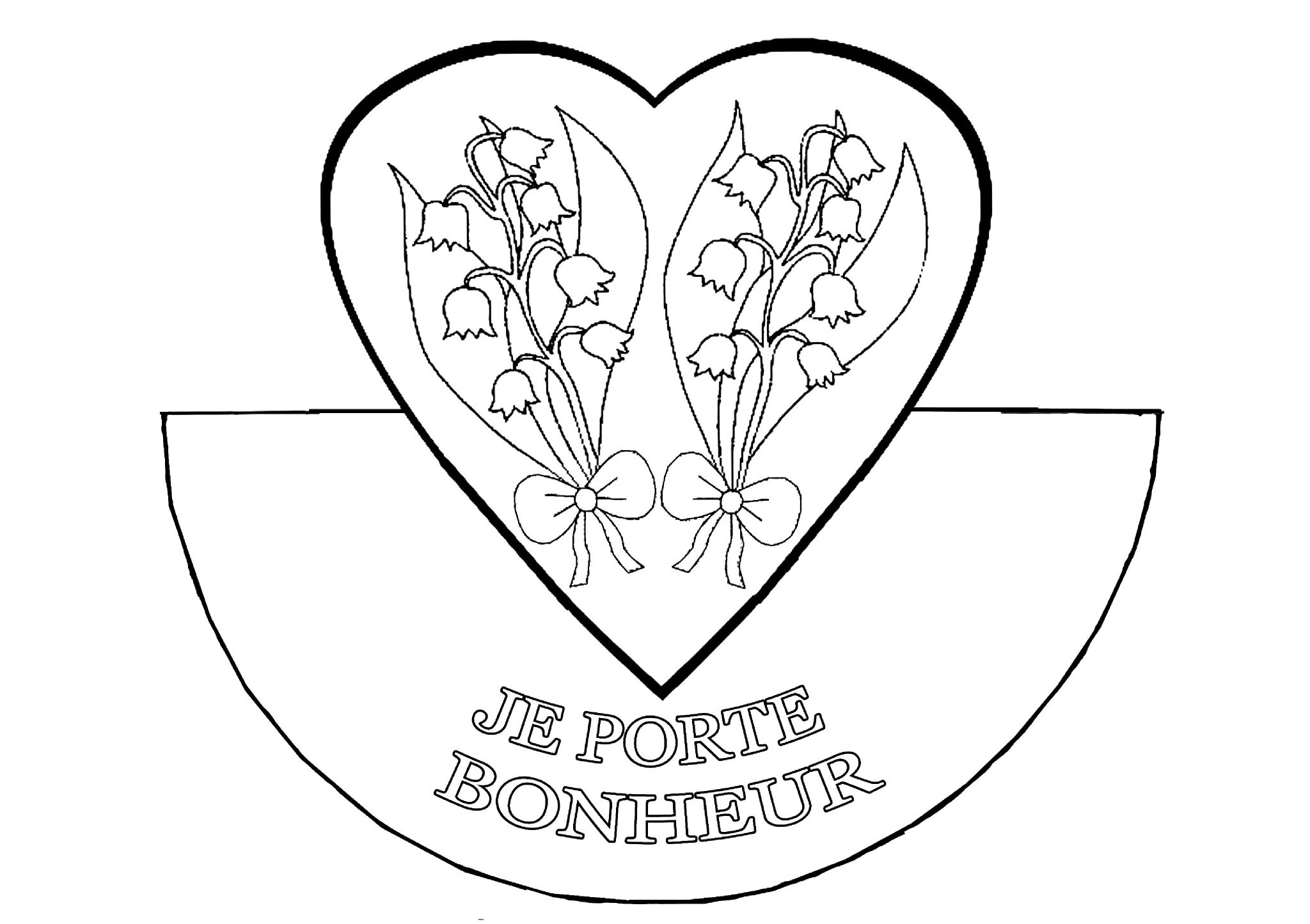 Bon 1er Mai à tous - Le blog de la commune de Pluzunet in 2020