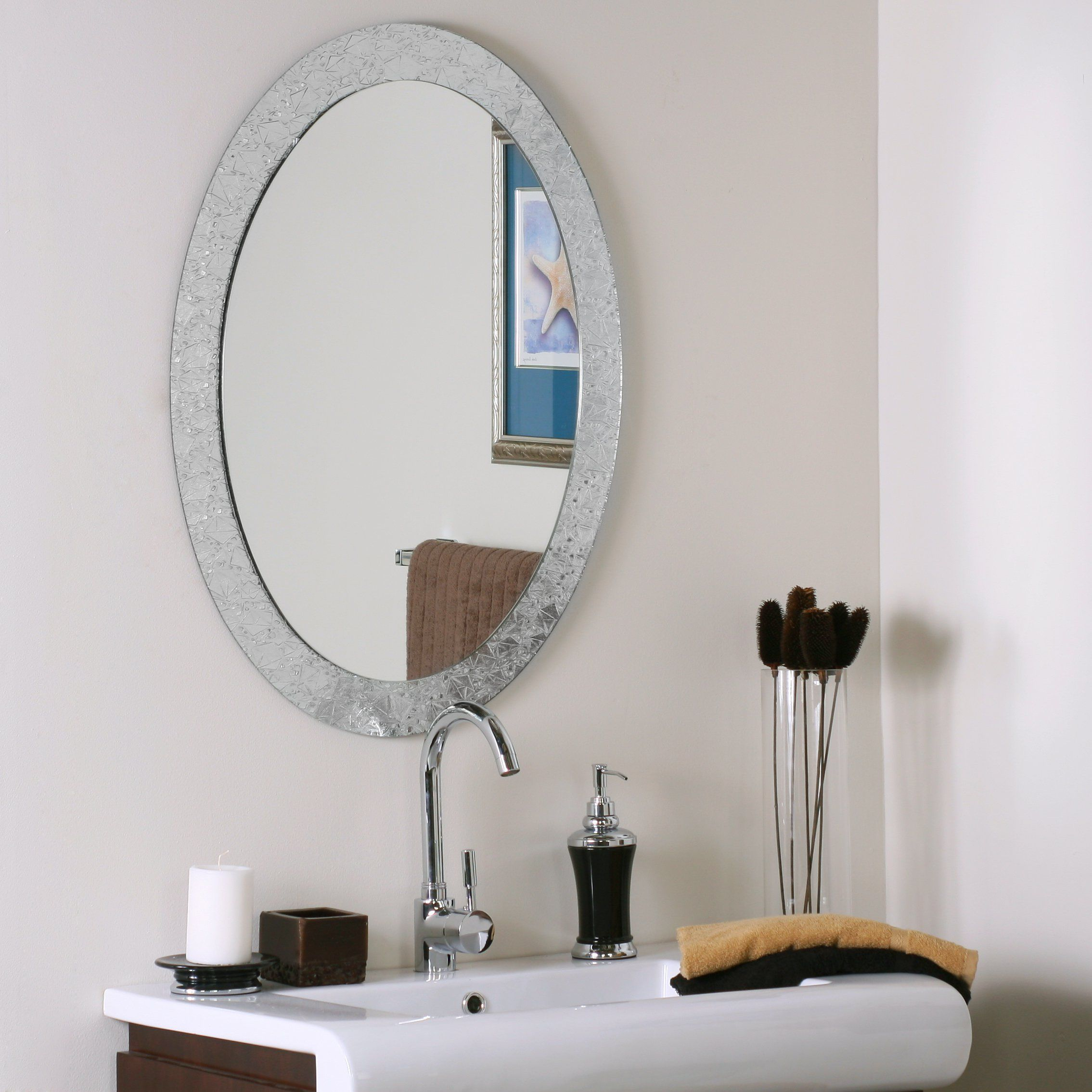25+ Best Bathroom Mirror Ideas For a Small Bathroom | Bathroom ...