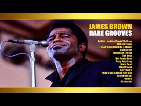 James Brown Rare Grooves James Brown Disco Funk Rhythm And Blues